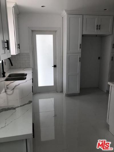 Los Angeles Single Family Home For Sale: 7623 Brighton Avenue