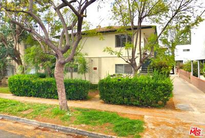 West Hollywood Residential Income For Sale: 1021 North Edinburgh Avenue