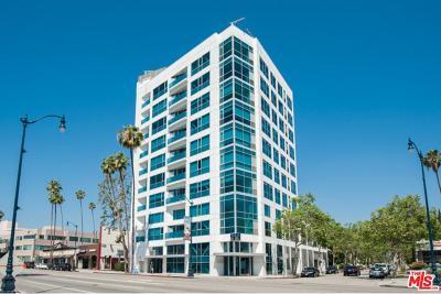 Beverly Hills Rental For Rent: 8601 Wilshire #501