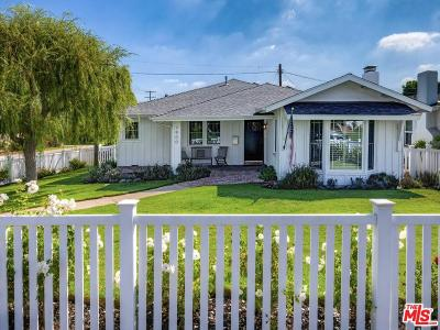 Los Angeles Single Family Home For Sale: 7900 Truxton Avenue