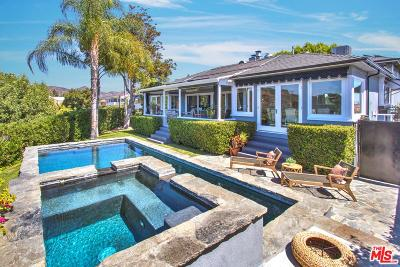 Los Angeles CA Single Family Home For Sale: $3,695,000