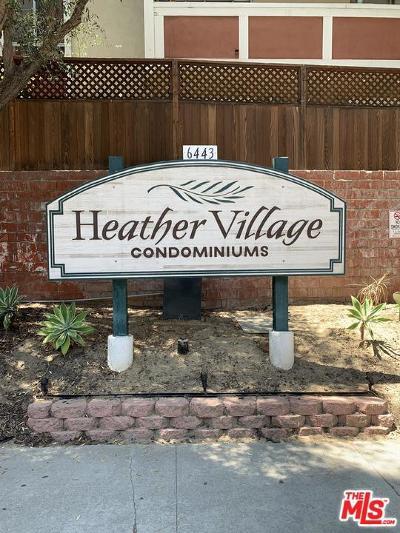 Culver City CA Condo/Townhouse For Sale: $550,000