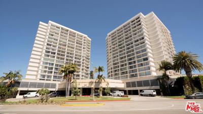 Santa Monica Condo/Townhouse For Sale: 201 Ocean Avenue #910P