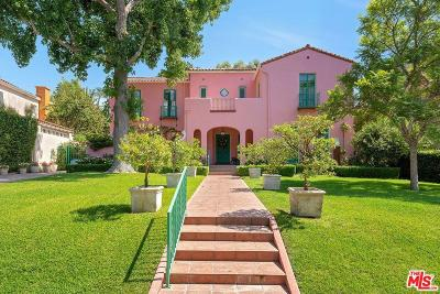 Los Angeles Single Family Home For Sale: 208 South Plymouth