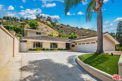 Beverly Hills Single Family Home For Sale: 1916 San Ysidro Drive