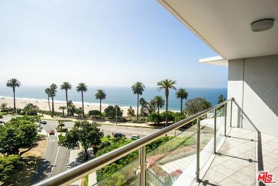 Santa Monica Condo/Townhouse For Sale: 201 Ocean Avenue #809B