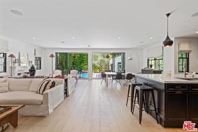 Los Angeles Single Family Home For Sale: 113 North La Jolla Avenue