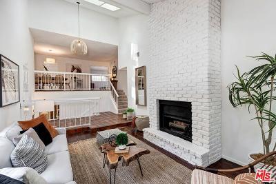 Culver City CA Condo/Townhouse For Sale: $849,000