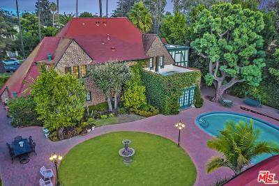 Beverly Hills Rental For Rent: 805 North Bedford Drive