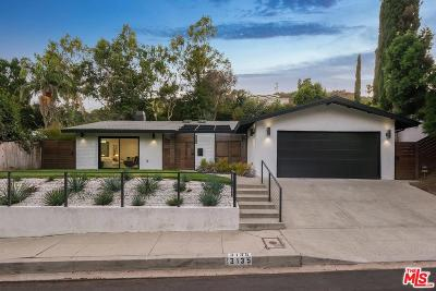 Los Angeles Single Family Home For Sale: 3135 Nichols Canyon Road