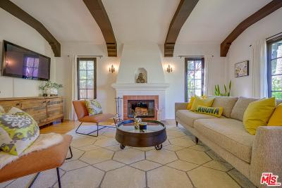 Los Angeles Single Family Home For Sale: 6100 Alcott Street