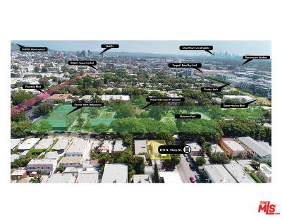 West Hollywood Residential Lots & Land For Sale: 1211 North Vista Street