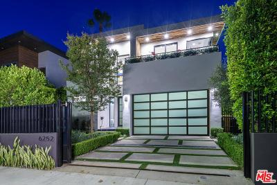 Los Angeles Single Family Home For Sale: 6252 Drexel Avenue