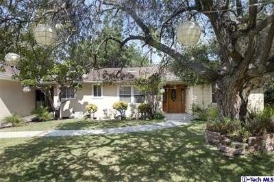 Glendale CA Single Family Home Sold: $769,000