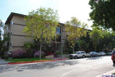 Glendale CA Condo/Townhouse Sold: $325,000