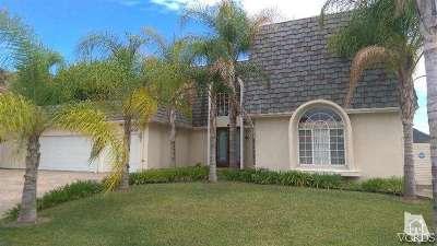 Westlake Village Single Family Home For Sale: 3500 Ridgeford Drive