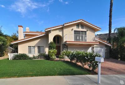 Single Family Home Sold: 27827 Via Amistosa