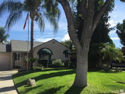 Burbank Single Family Home For Sale: 2128 North Brighton Street