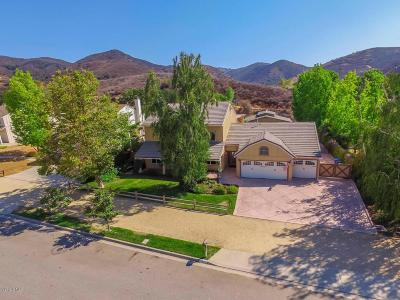 Simi Valley Single Family Home For Sale: 1816 Rocking Horse Drive