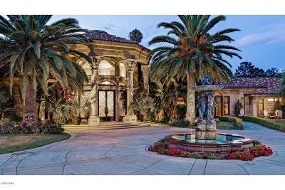 Camarillo Single Family Home For Sale: 1860 Via Aracena