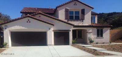 Simi Valley CA Single Family Home For Sale: $974,278