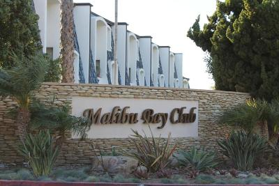 Malibu Condo/Townhouse For Sale: 11866 Coral Reef Lane