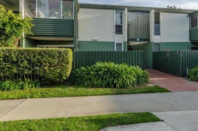 Ventura Condo/Townhouse For Sale: 3700 Dean Drive #2805