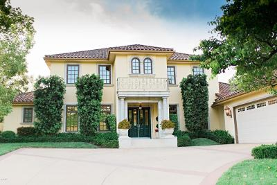 Westlake Village Single Family Home For Sale: 177 Queens Garden Drive