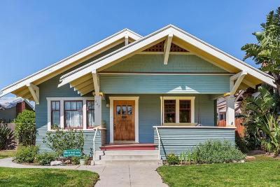 Single Family Home Sold: 227 South G Street
