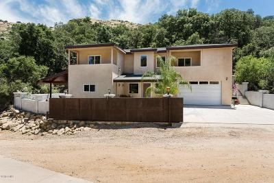 Simi Valley Single Family Home For Sale: 6320 Del Robles Drive