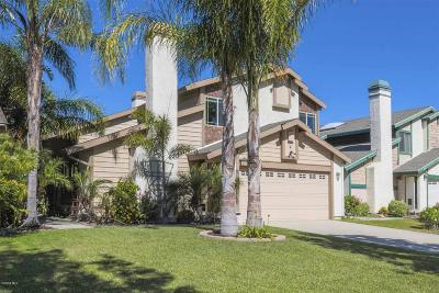 Simi Valley CA Single Family Home Sold: $560,000