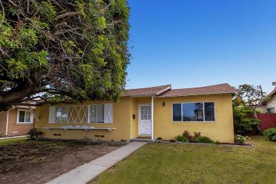 Oxnard CA Single Family Home Closed: $420,000