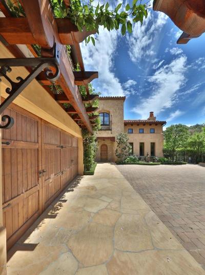 Westlake Village Single Family Home For Sale: 2803 Hemingsford Way