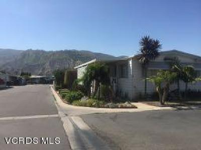 Mobile Home Pending: 500 West Santa Maria Street #85