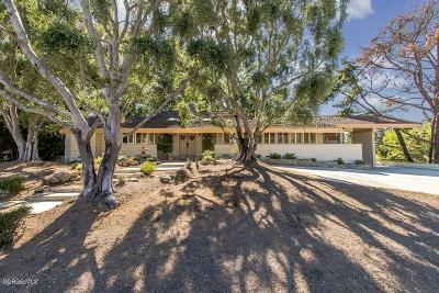 Thousand Oaks Single Family Home For Sale: 973 Calle Pecos
