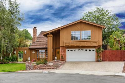 Thousand Oaks Single Family Home For Sale: 504 Cayo Grande Court
