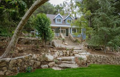 Santa Paula Single Family Home For Sale: 12617 Koenigstein Road