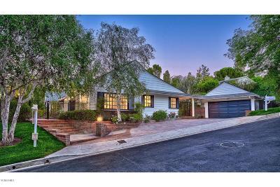 Encino Single Family Home For Sale: 4420 Alonzo Avenue