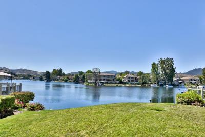 Westlake Village Condo/Townhouse For Sale: 1156 South Westlake Boulevard #A