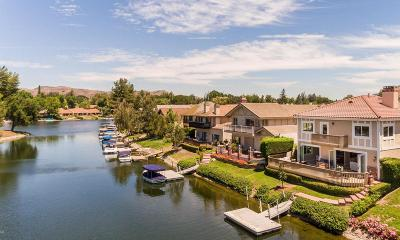 Westlake Village Single Family Home For Sale: 1383 Southwind Circle