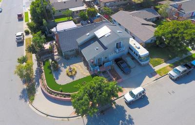 Camarillo Single Family Home For Sale: 715 Leonard Street