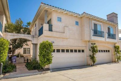 Moorpark Condo/Townhouse For Sale: 11565 Countrycreek Court
