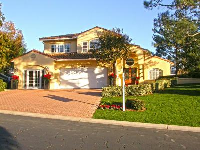Thousand Oaks Single Family Home For Sale: 784 Puesta Del Sol