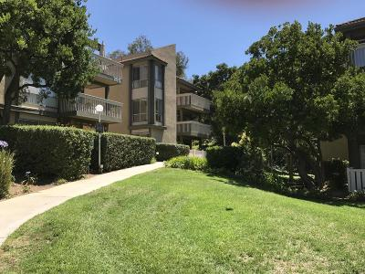 Thousand Oaks Condo/Townhouse For Sale: 255 Sequoia Court #25