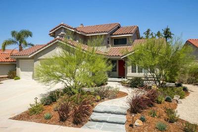 Moorpark Single Family Home For Sale: 13543 East Cedarpine Lane