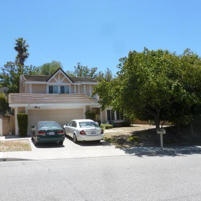 Thousand Oaks Single Family Home For Sale: 2110 Laurelwood Drive