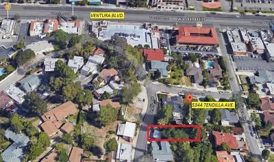 Woodland Hills Single Family Home For Sale: 5344 Tendilla Avenue