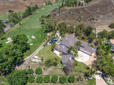 Westlake Village Single Family Home For Sale: 1134 Country Valley Road
