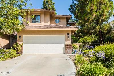 Thousand Oaks Condo/Townhouse For Sale: 1707 Shady Brook Drive