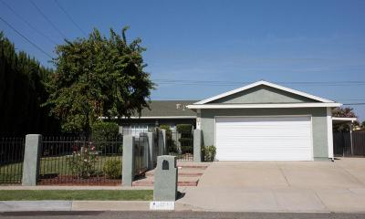 Simi Valley Single Family Home For Sale: 2061 Lysander Avenue